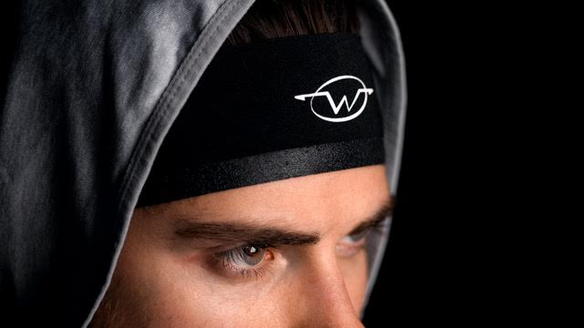 Performance headband for endurance athletes