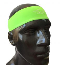Green performance headband