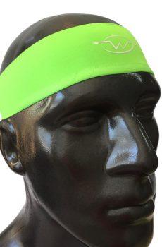 Green performance headband