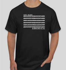 God Bless America - T-Shirt