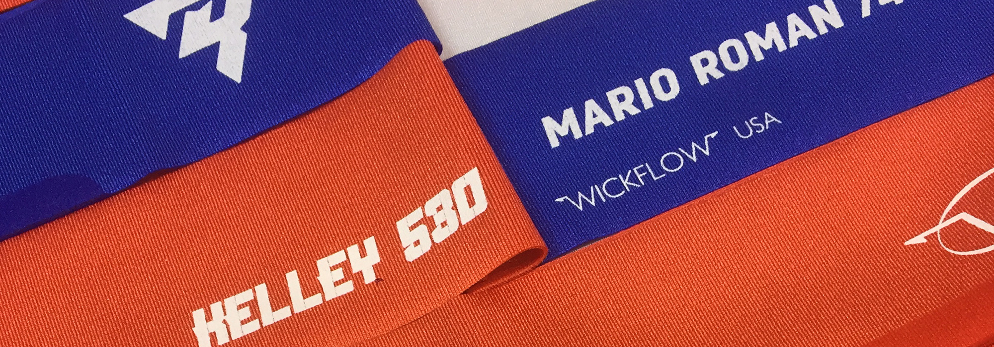 Wickflow Custom Performance Headbands